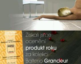 Foto: www.balterio.cz, podlahy BALTERIO