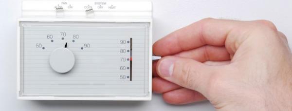 Ilustrační foto (www.shutterstock.com), regulace vytápění v místnosti