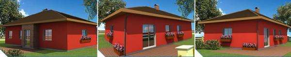 Typový dům Abies