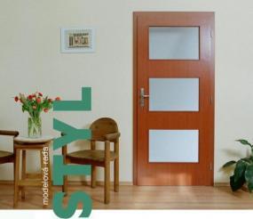 Foto: DIZ TÁBOR, dveře STYL