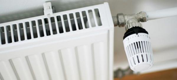 Ilustrační foto (www.shutterstock.com), radiátor s termoregulačním ventilem