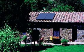 Foto: K Mont Choceň, termické sluneční kolektory VITOSOL 100 F