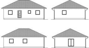 Obr: STRADE CZ, typový dům Jára