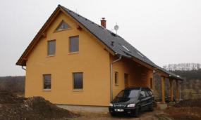Obr: STRADE CZ, typový dům Laura