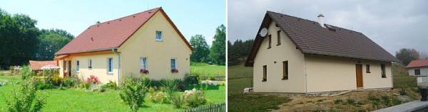 Obr: STRADE CZ, typový dům Pavla