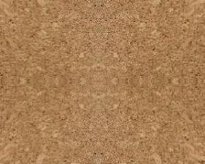 Obr: ČESKÉSTAVBY.cz, struktura povrchu korkové podlahy