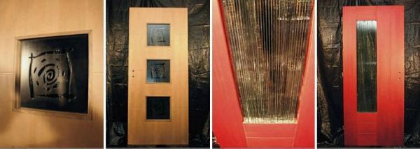 Foto: LUNA, dveře TOP MILENA a TOP VERONIKA