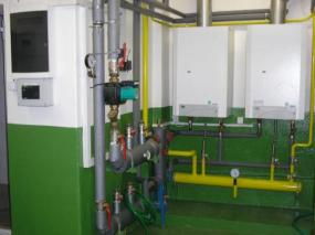 Foto: AT SERVIS - TEPLO, plynové kotle Therm