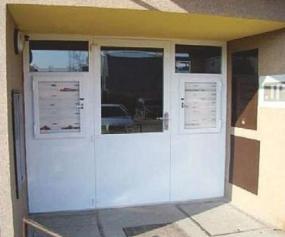 Foto: JH CB, vchodové dveře