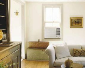 Foto: KSK, okenní klimatizace
