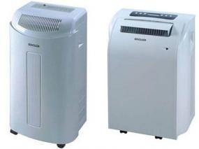 Foto: KSK, mobilní klimatizace