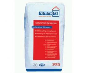Foto: REMMERS, balení sanační omítky