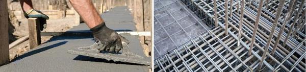 Foto: www.shutterstock.com, beton jako základ