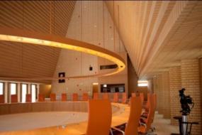 2. cena - Jihoasijské dokumentační středisko pro lidská práva, Indie, Anagram Architects