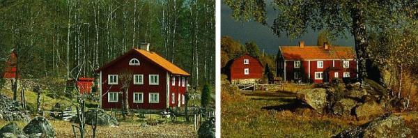 Foto: Lindab, RD v provinciích Blekinge a Smaland (Švédsko)