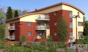 Obr: G SERVIS CZ, bytový dům Villa V1