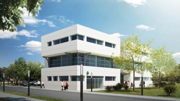 Typový projekt lékařského centra KTPS.CZ