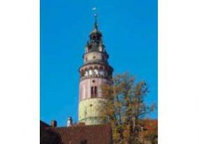 Foto: Remmers, zámecká věž krumlovského zámku