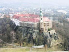 Foto: Remmers, děčínský zámek