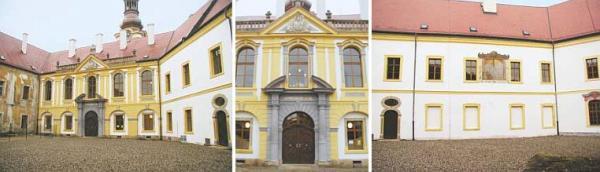 Foto: Remmers, děčínský zámek po renovaci