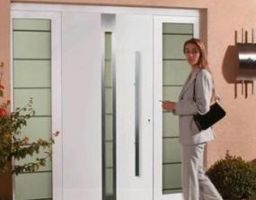 Foto: Hörmann, luxusní domovní dveře TopSecur 75