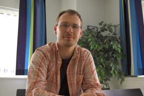 Foto: Lindab, Štěpán Lášek, produktový manažer firmy Lindab