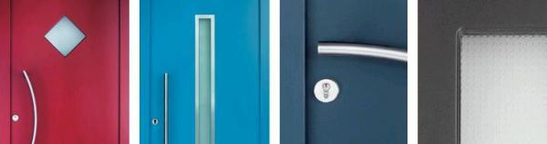 Foto: STADLER, ukázky designu nových vchodových dveří
