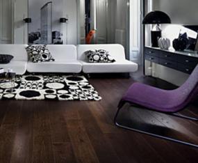 Foto: Lerch podlahy, dřevěná plovoucí podlaha Kährs