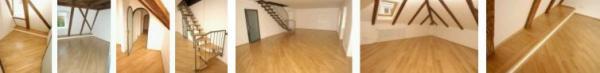 Foto: Lerch podlahy, dřevěné plovoucí podlahy