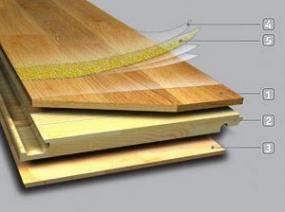 Foto: Lerch podlahy, dřevěná třívrstvá podlaha Magnum Parket