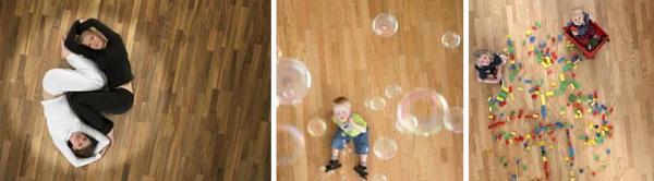 Foto: Tarkett podlahy, spoj 5G