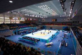 Foto: Solatube, sportovní areál v Pekingu