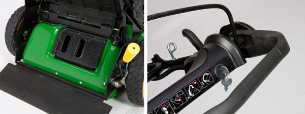 Foto: DAŇHEL AGRO, mulčovací záslepka a startování jako u automobilu
