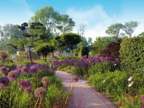 Foto: www.diegartentulln.at, zahrada Tanec čarodějnic