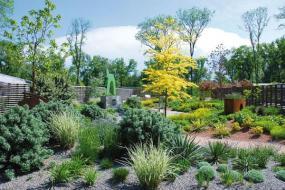 Foto: www.diegartentulln.at, Zlatá a stříbrná zahrada