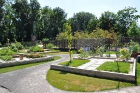 Foto: www.diegartentulln.at, Studijní zahrada