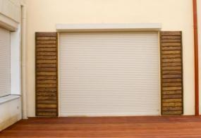 Ilustrační foto (www.shutterstock.com), rolovací vrata