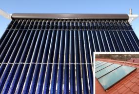 Ilustrační foto (www.shutterstock.com), solární panely