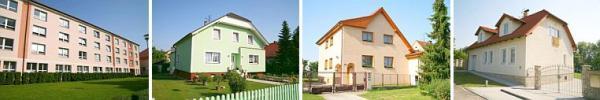 Foto: SEIP, domy zateplené systémy Baumit