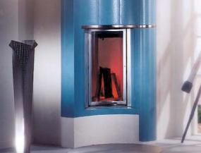 Foto: K&M krby, teplovzdušná krbová vložka Spartherm - Arte IRh