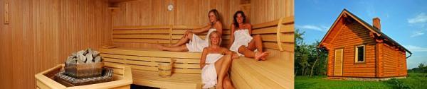 Ilustrační foto (www.shutterstock.com), finská sauna