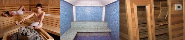 Ilustrační foto (www.shutterstock.com), finská sauna, parní lázně a infra sauna