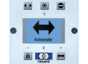 Elektronická digitální ovládací jednotka (BDE-D)