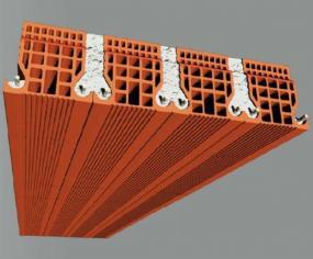 Foto: CZP Stropy, keramický stropní panel CZ - JW