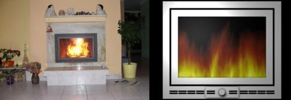 Foto: ALDO, nový design krbových dvířek
