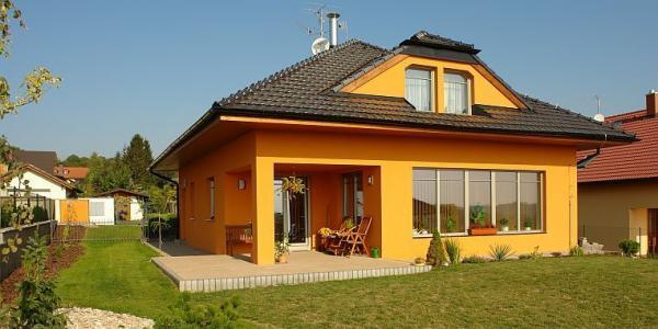 Foto: HOFFMANN, typový dům Charis, Top dům 2006