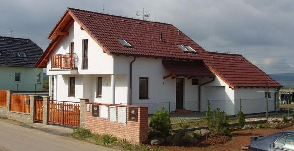Foto: HOFFMANN, dům dle individuálního projektu