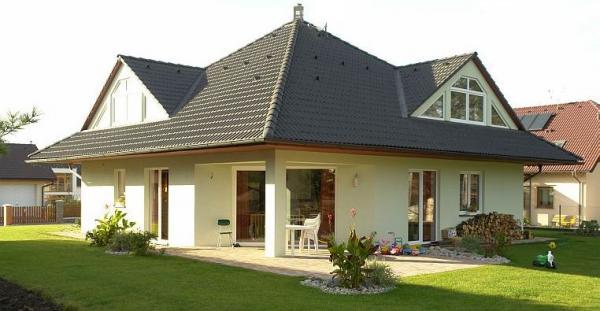Foto: HOFFMANN, typový dům Jupiter, Dům roku 2007