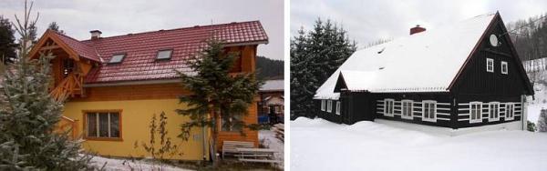 Foto: Lindab, sněhové zábrany v nížinně a horské oblasti