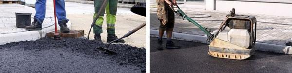 Ilustrační foto (www.shutterstock.com), hrubý asfalt
